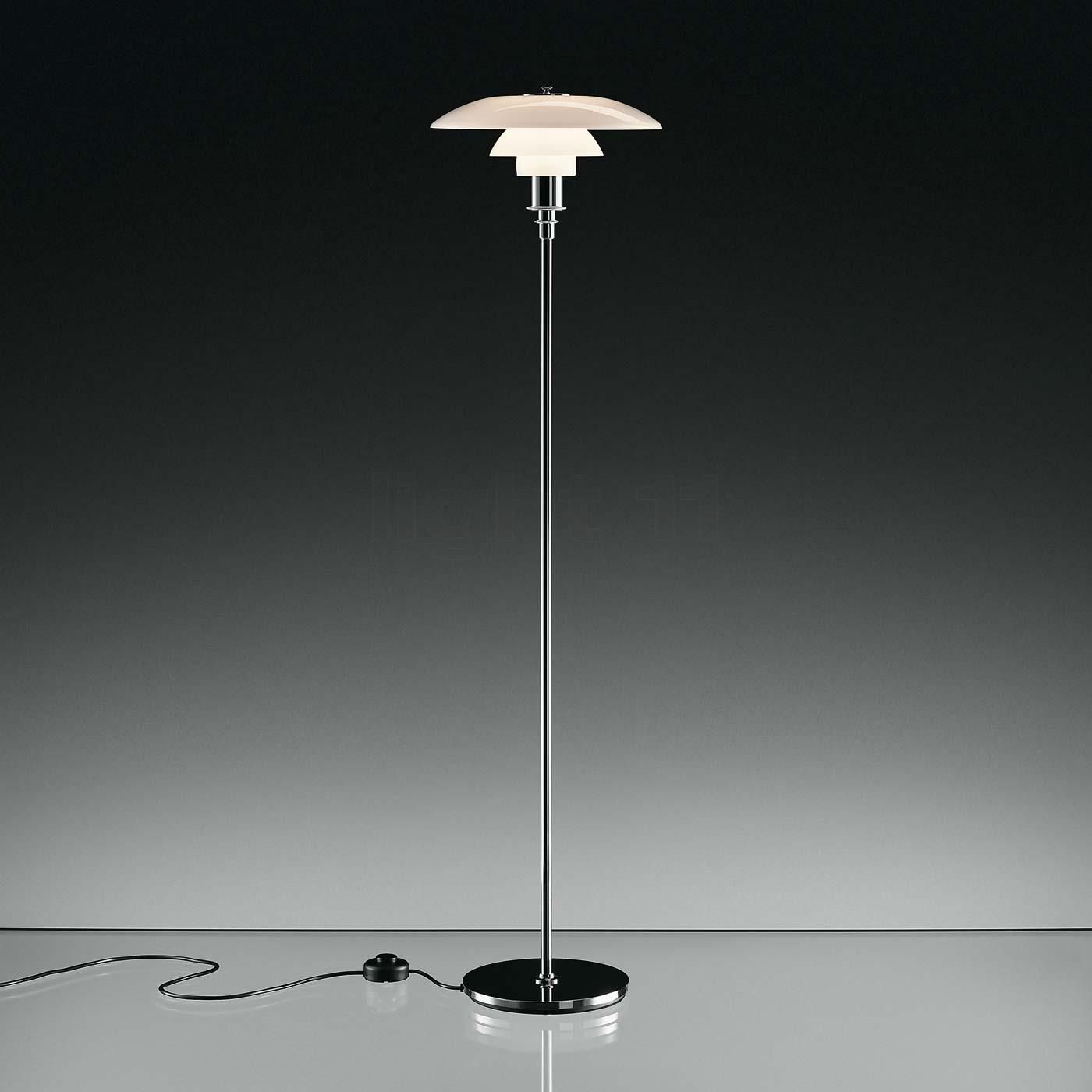 louis poulsen ph 3 2 vloerlamp vloerlampen lampen verlichting woonkamer. Black Bedroom Furniture Sets. Home Design Ideas