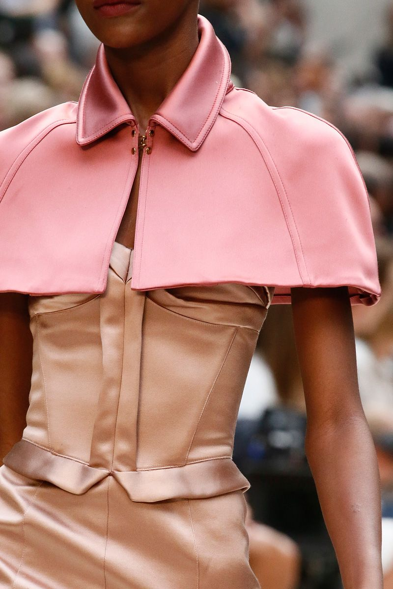 Burberry Prorsum Spring 2013...lovely colors <3
