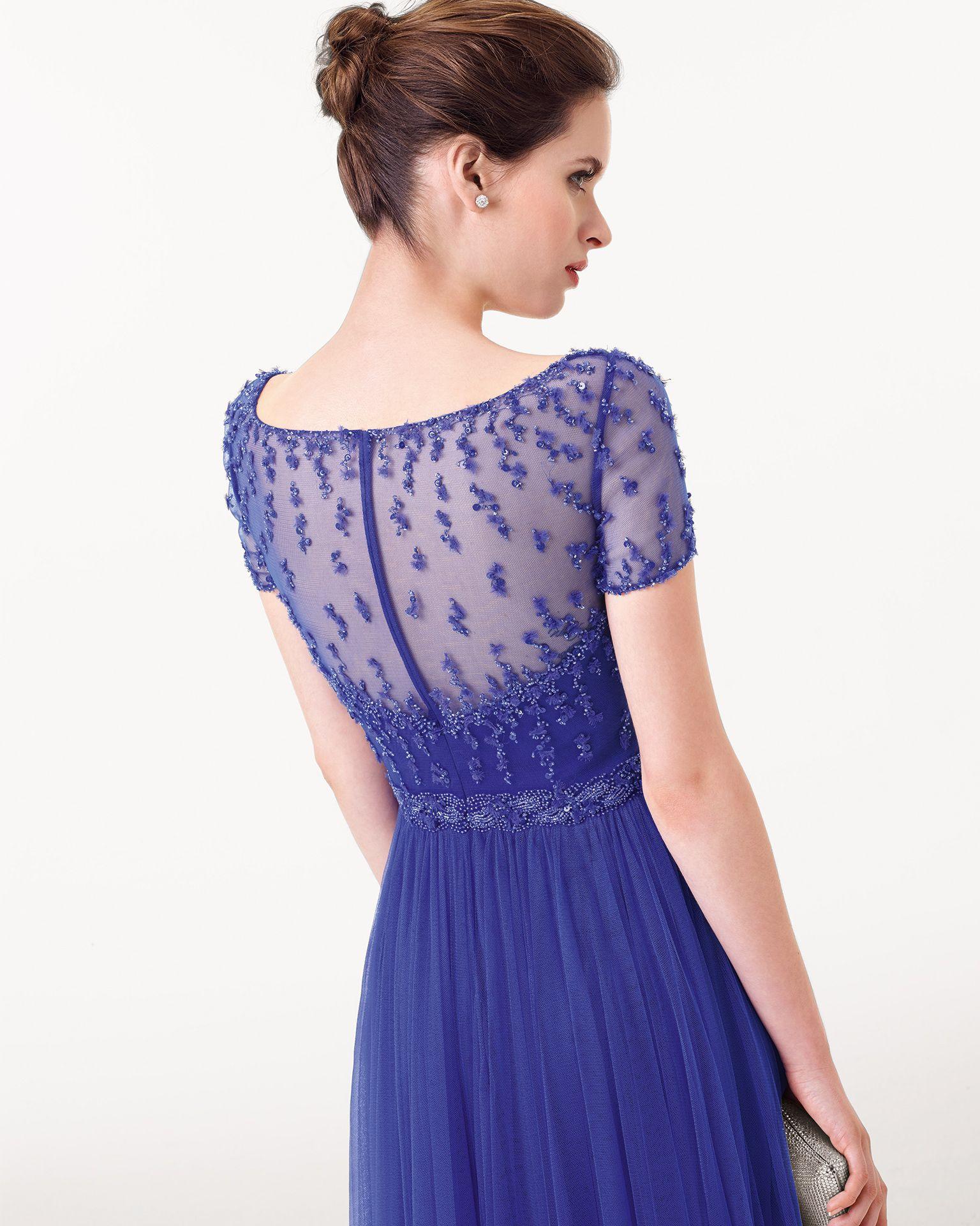 Lujoso Vestido De Novia Modesta Embellecimiento - Ideas de Vestidos ...
