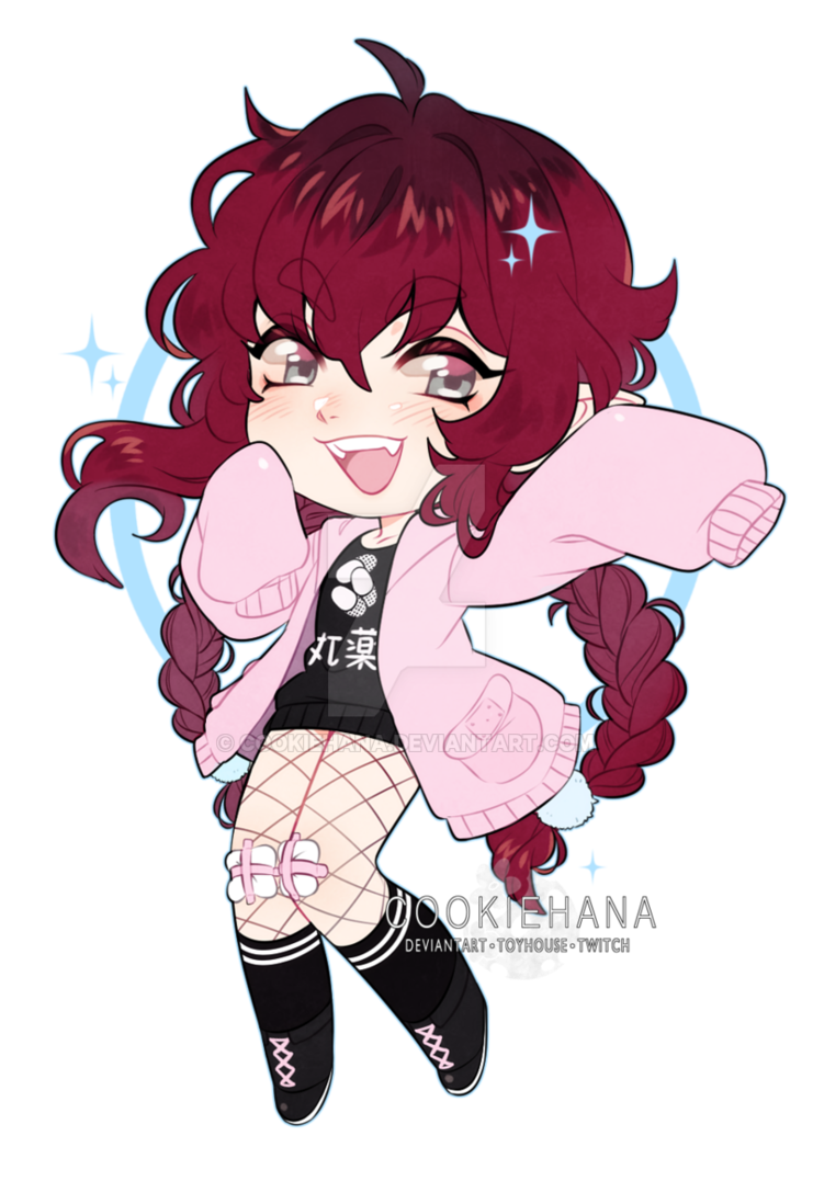 Cm Oncha By Cookiehana On Deviantart Drawing Anime Clothes Drawing Anime Hands Chibi Drawings