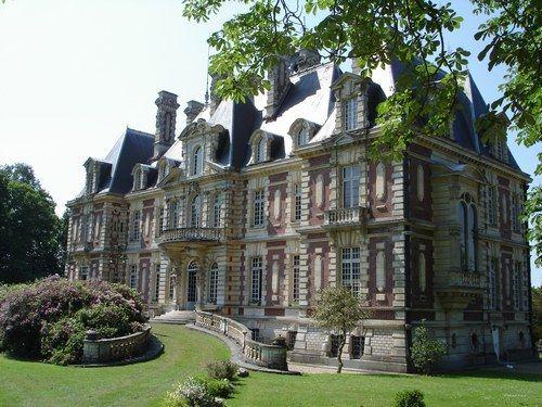 """Résultat de recherche d'images pour """"fauguernon chateau"""""""