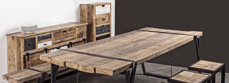 http://lafontdelart.com/ Creamos muebles rústicos industriales ...