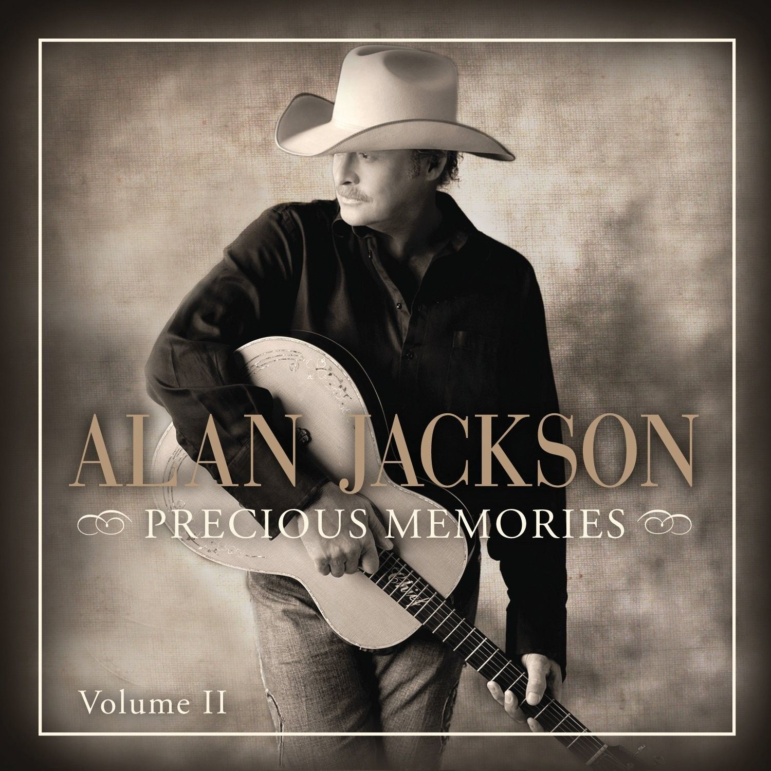 In 2006 Alan Jackson Released His First Hymns Project Titled
