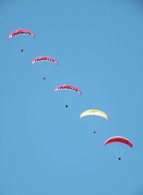 Paragliding - Olu Deniz, Turkey