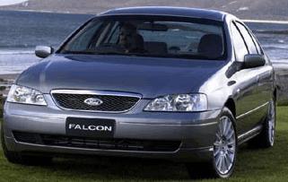 ford au falcon 2002 repair service manual
