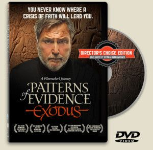 Dvd Review Patterns Of Evidence Exodus Dvd Giveaway With