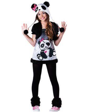 Pandamonium Tween Costume - Medium Incharacter $3240 Health - halloween costume ideas for tweens