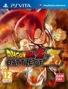 Download DRAGON BALL Z: BATTLE OF Z Ps Vita Full Dragon Ball Z