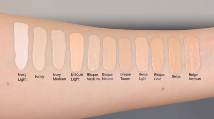 Marc Jacobs Re Marc Able Foundation Swatch The Pale Girl