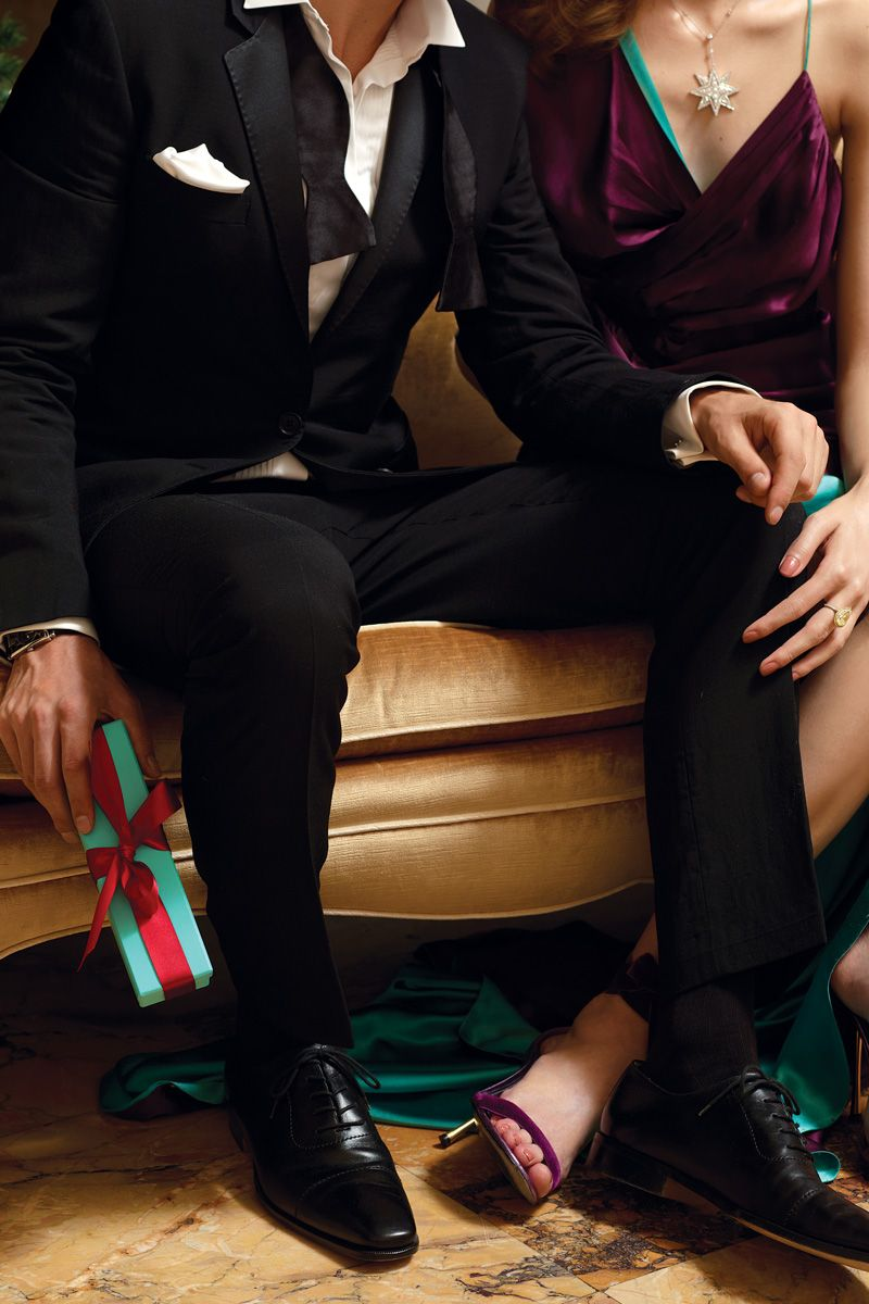 An image from our 2013 Holiday ad campaign. #TiffanyPinterest