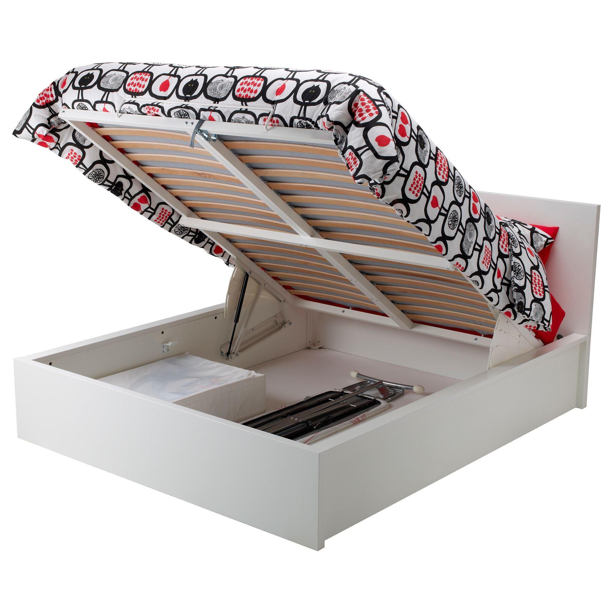 ikea malm seng MALM Seng med oppbevaring   hvit, 160x200 cm   IKEA | I K E A i  ikea malm seng