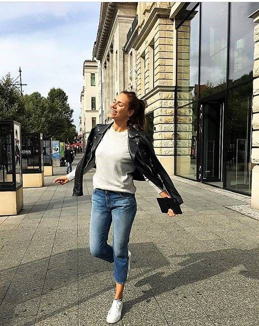 Esther Sedlaczek In Closed Celebrity Pictures Fashion Style