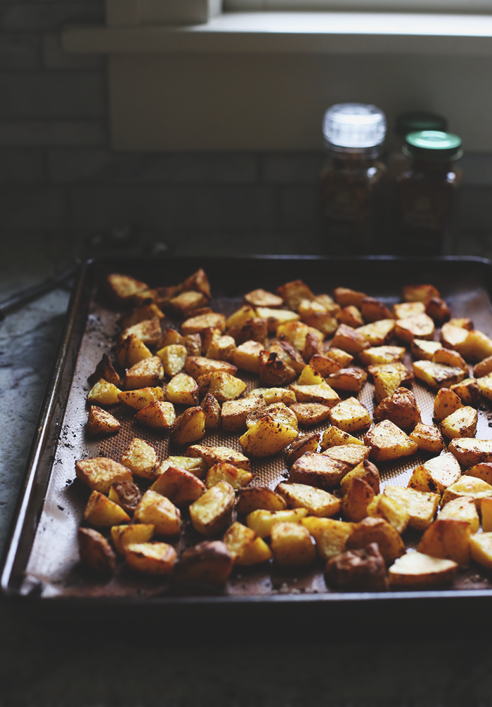 Attractive A Tutorial On How To Make The Perfect Roasted Potatoes. With Two Variations  For When