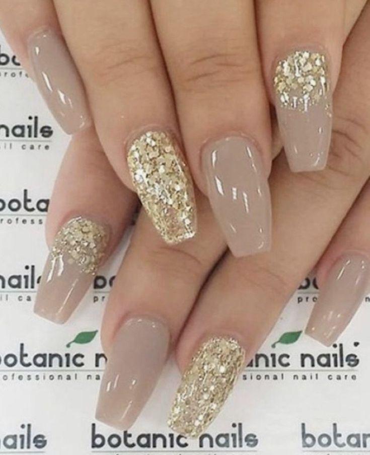 Mit diesen 48 wundervollen Nagelideen werden Sie bis 2019 glänzen und glänzen #To #this #er ...,  #diesen #glanzen #nagelideen #werden #wundervollen