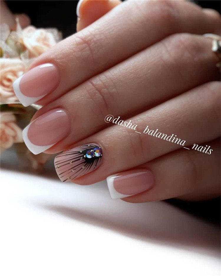 60 Spring Nail Ideas For Exceptional Look 2019 Page 61 Of 68 Soflyme Spring Nails Perfect Nails Gel Nails