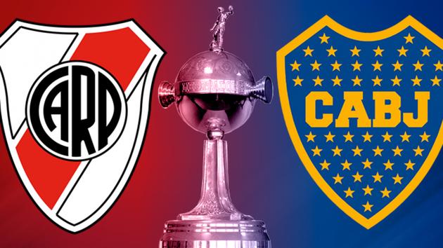 fecf50efc75d6 A decisão da Copa Libertadores da América 2018