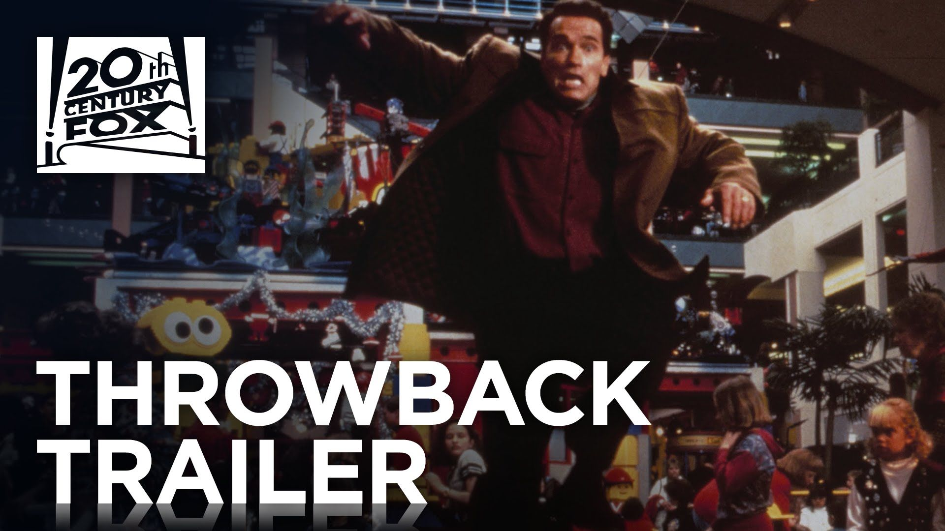 Jingle All the Way TBT Trailer 20th Century FOX