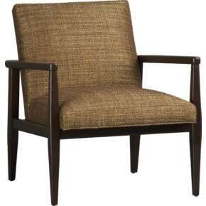 Fantastic Crate Barrel Van Dyke Chair Home Products Mid Century Ocoug Best Dining Table And Chair Ideas Images Ocougorg