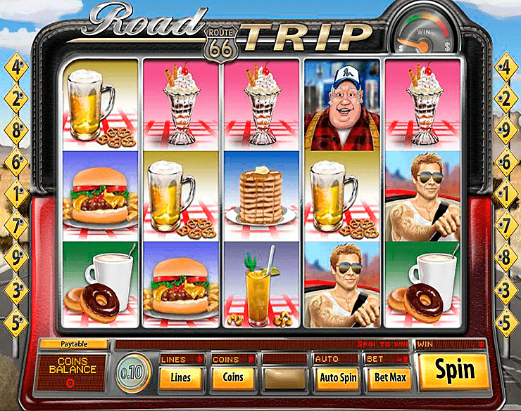 Road Trip Slots ? Play Online for Free, No Download 2020