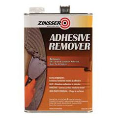 Zinsser Adhesive Remover Say Goodbye To Dry Caked On Adhesives