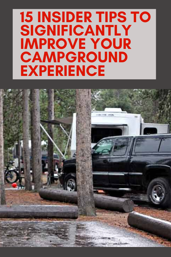 Photo of 15 Insider Tips to Significantly Improve Your Campground Experience