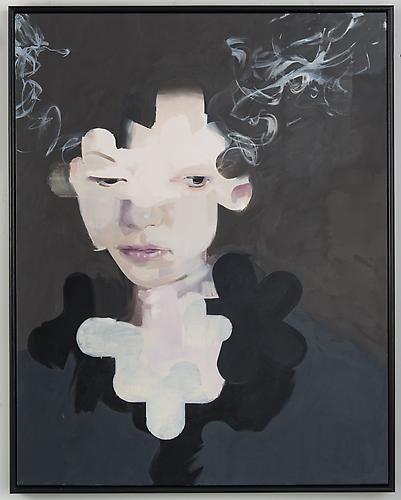 Richard Butler Devilsbreath , 2012 Oil on canvas 56 x 44 inches