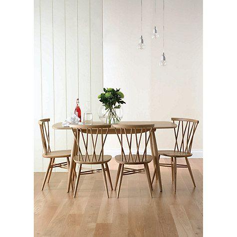 Buy Ercol For John Lewis Chiltern Dining Room Furniture Online At Enchanting Dining Room Furniture John Lewis Design Decoration