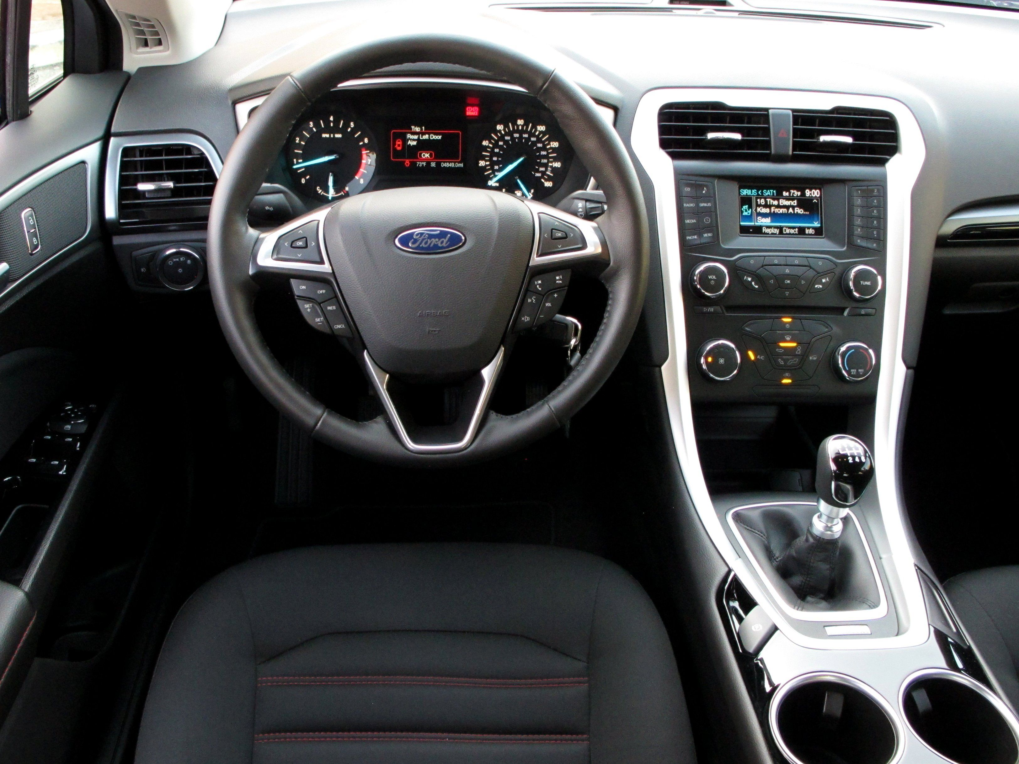 2013 Ford Fusion Interior Awesome Ideas