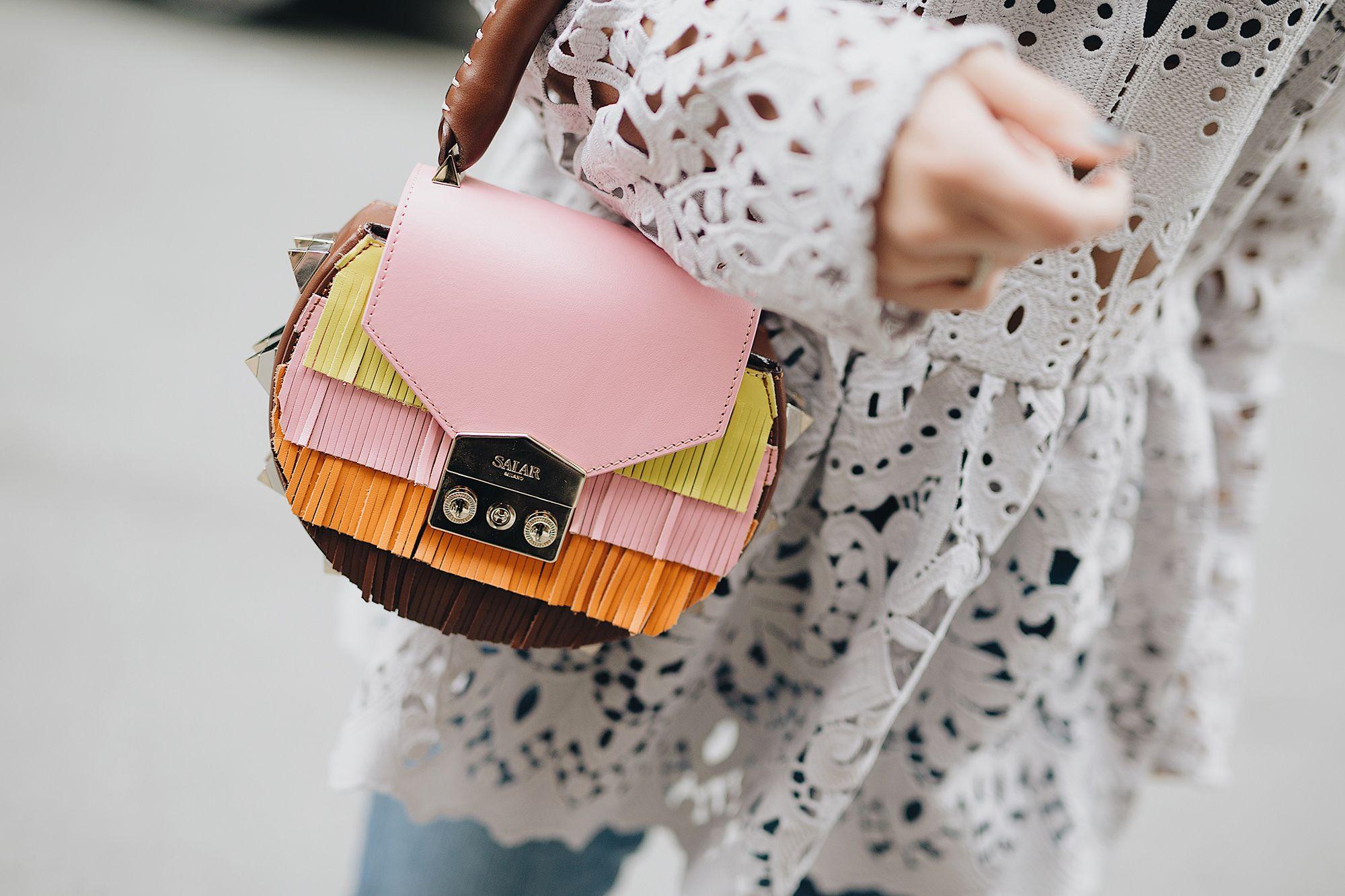 51d0bebc9e4 Hot Bag Alert: Salar Milano Mimi Aloha   fancy things   Pinterest ...