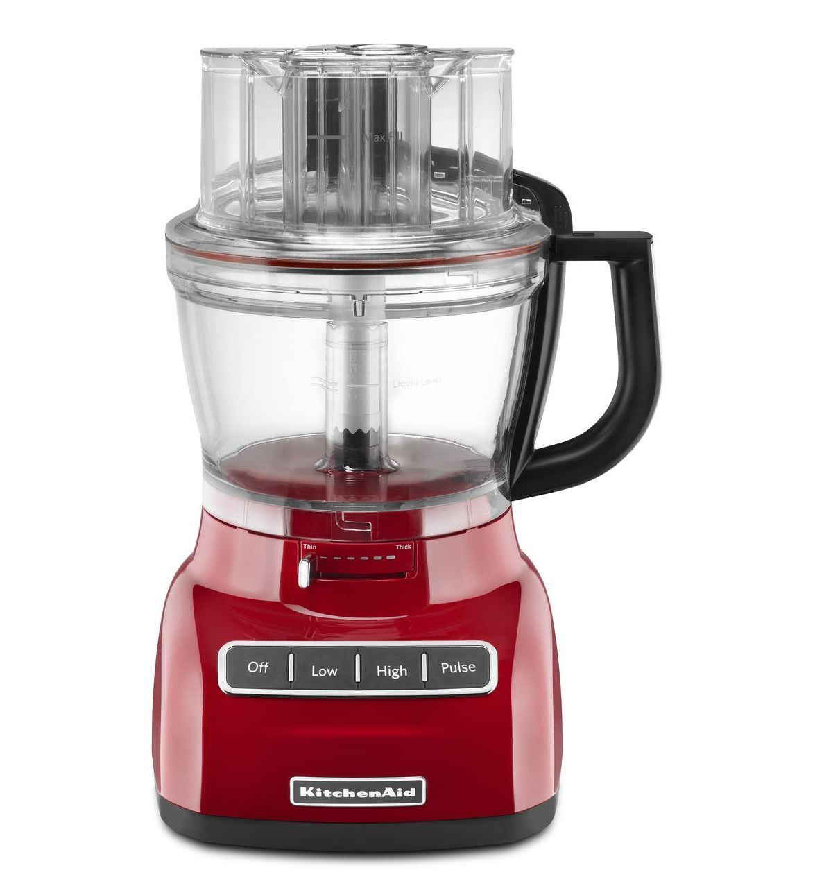 The KitchenAid® 13-Cup Food Processor with the exclusive ExactSlice ...