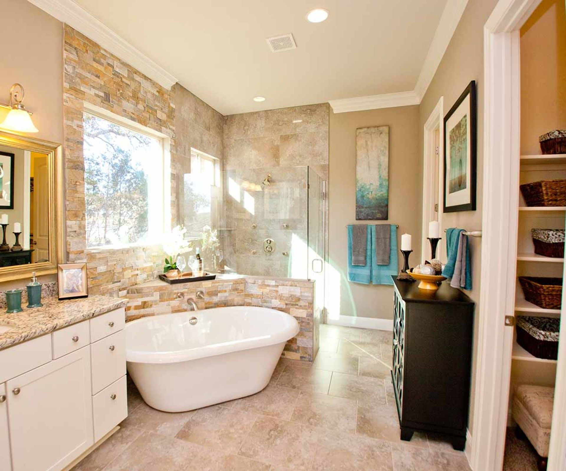 Upgrade To A Beautiful Bathroom With A Luxurious Backsplash In And