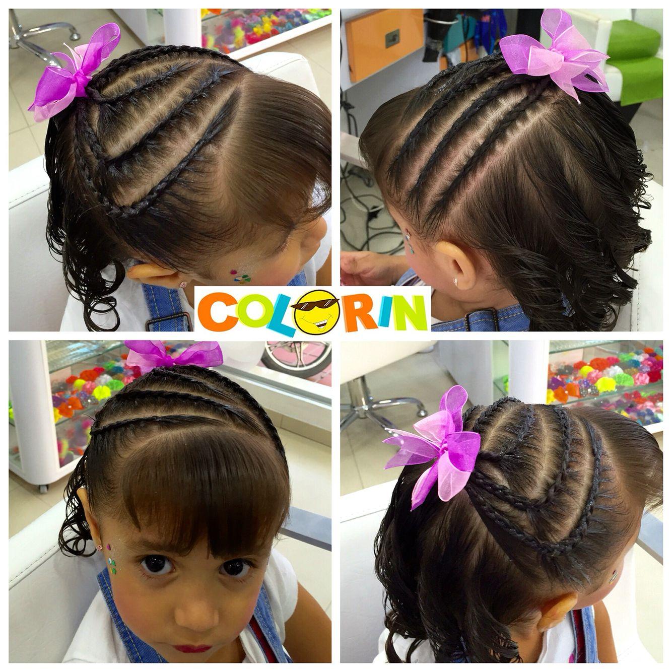 En Colorin Peluquerias Los Mejores Peinados Y Trenzas Para El
