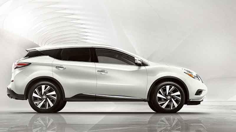 The 2019 Nissan Murano Interior Release Car 2019