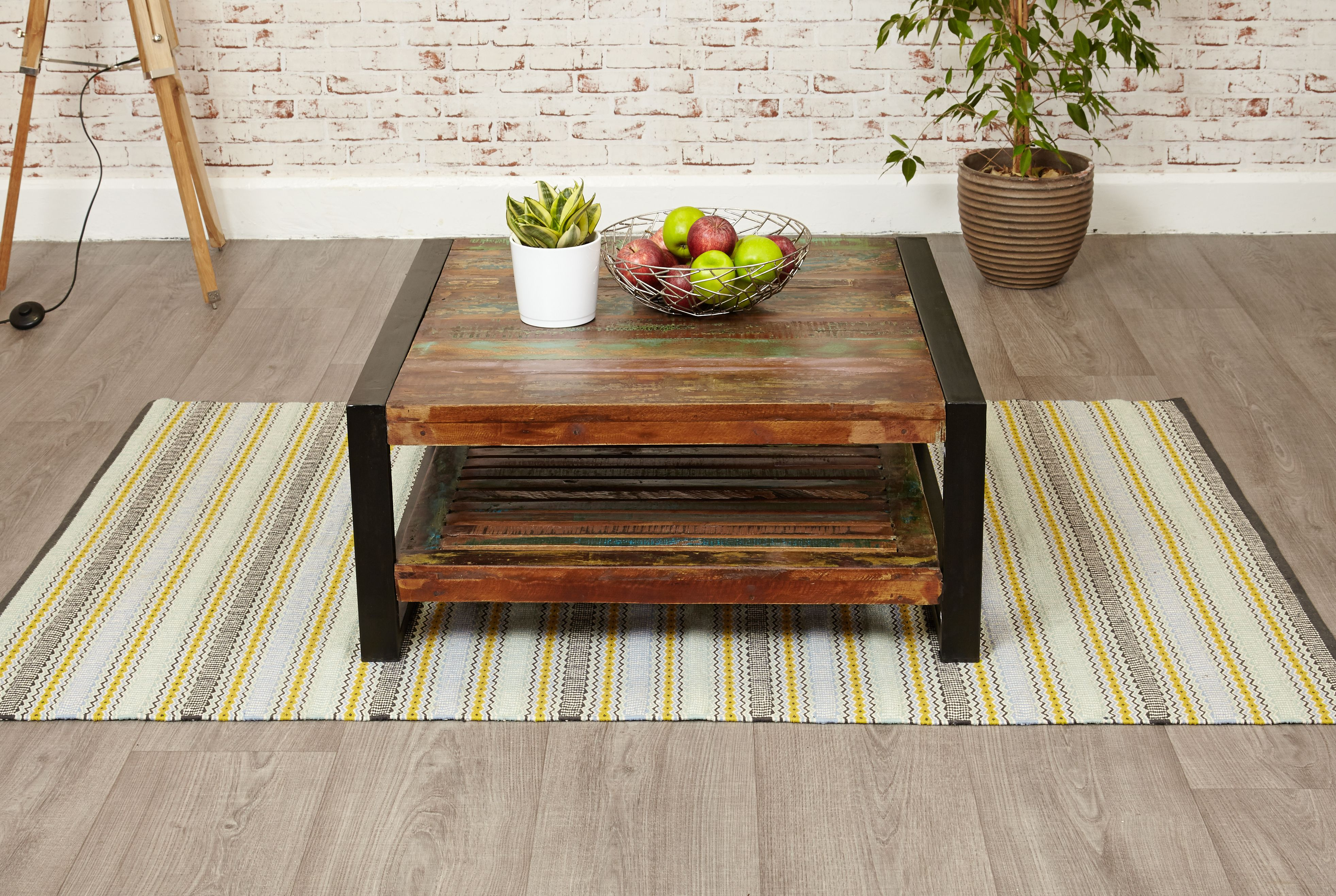 Urban Chic Square Coffee Table At Houzit Furniture