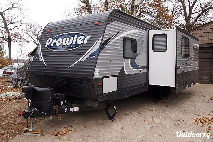 Check out this 2017 Heartland Prowler Lynx 255LX on