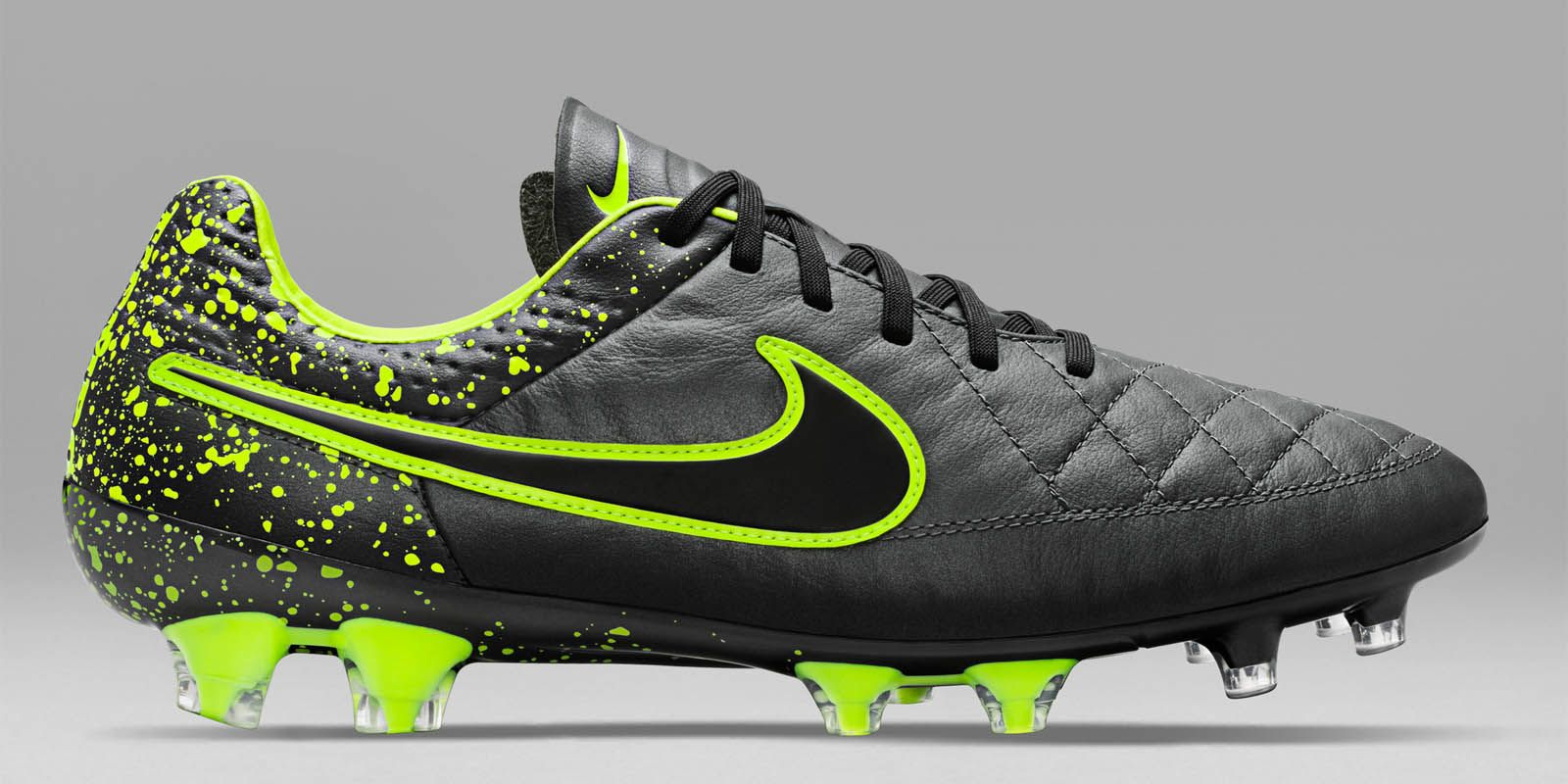 Official: Partly Knitted Black Next-Gen Nike Tiempo Legend 7 2017 Boots  Leaked - Footy Headlines | Boot Room | Pinterest | Soccer cleats