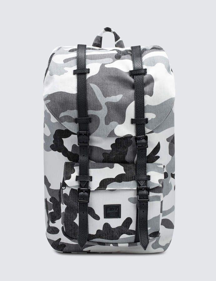 cd4a3716fcfa9 Herschel Little America Backpack
