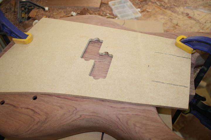 Pickup routing template lutherie pinterest guitars and template if you are making electric guitars having templates for everything helps this pickup routing template makes installing the split p pickups a snap maxwellsz