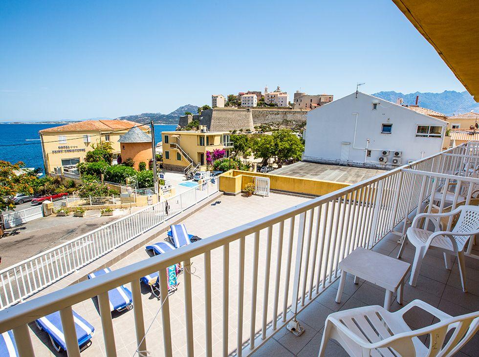 Grand Hotel Calvi Korsika