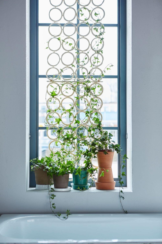 Deco Fenetre Des Idees Qui Changent Badezimmer Ohne Fenster Gartenfenster Ikea Pflanzen