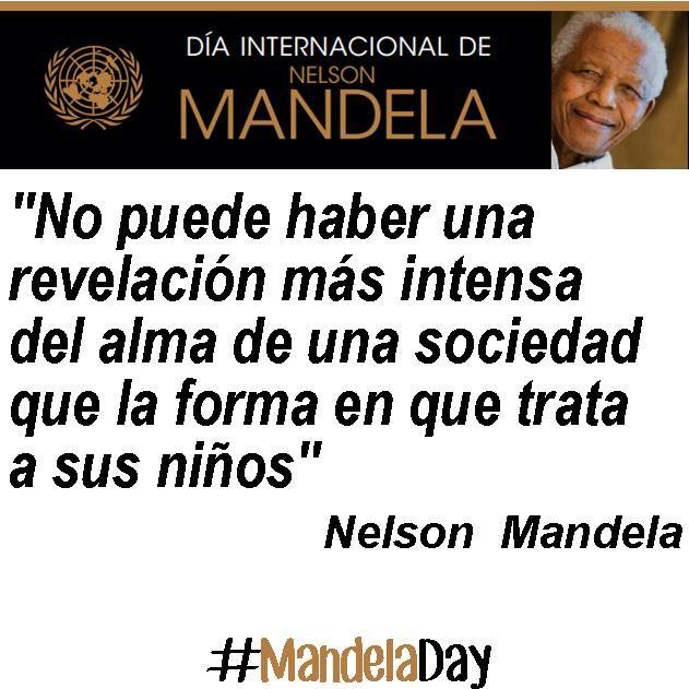 Frases Célebres Nelson Mandela Mandeladay Madibaday Me Quotes Nelson Mandela Quotes