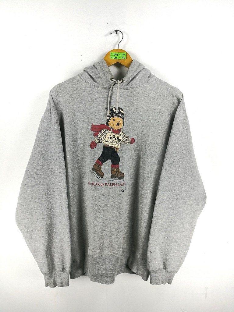 Vintage Polo RALPH LAUREN Bear Sweaters Small Ralph Lauren
