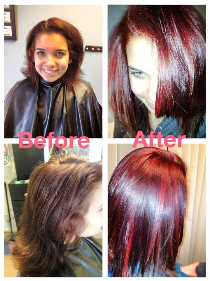 Hair Makeover With Cherry B Hair Colors Other Fabulousness All