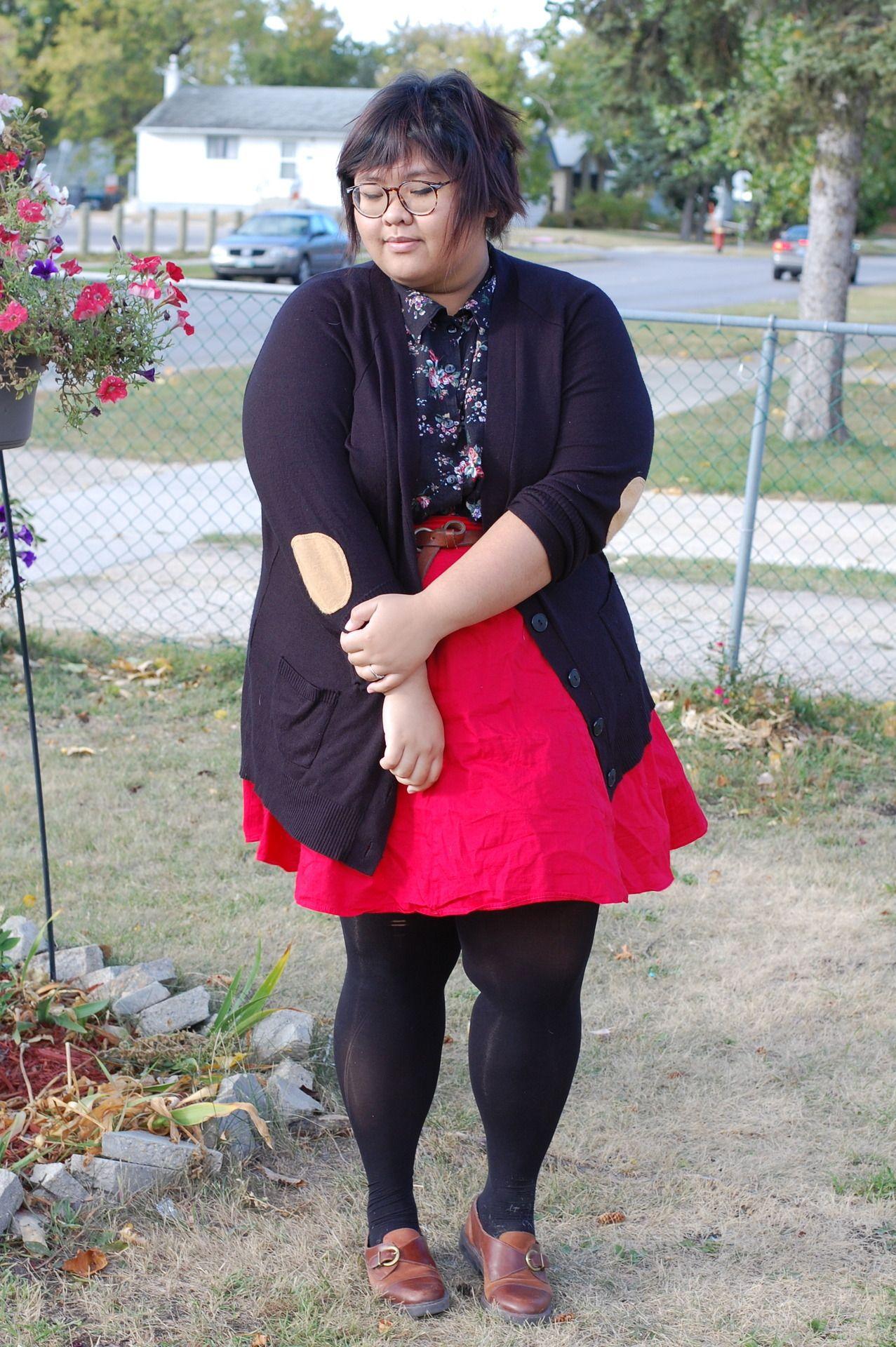 Short fat girl pics