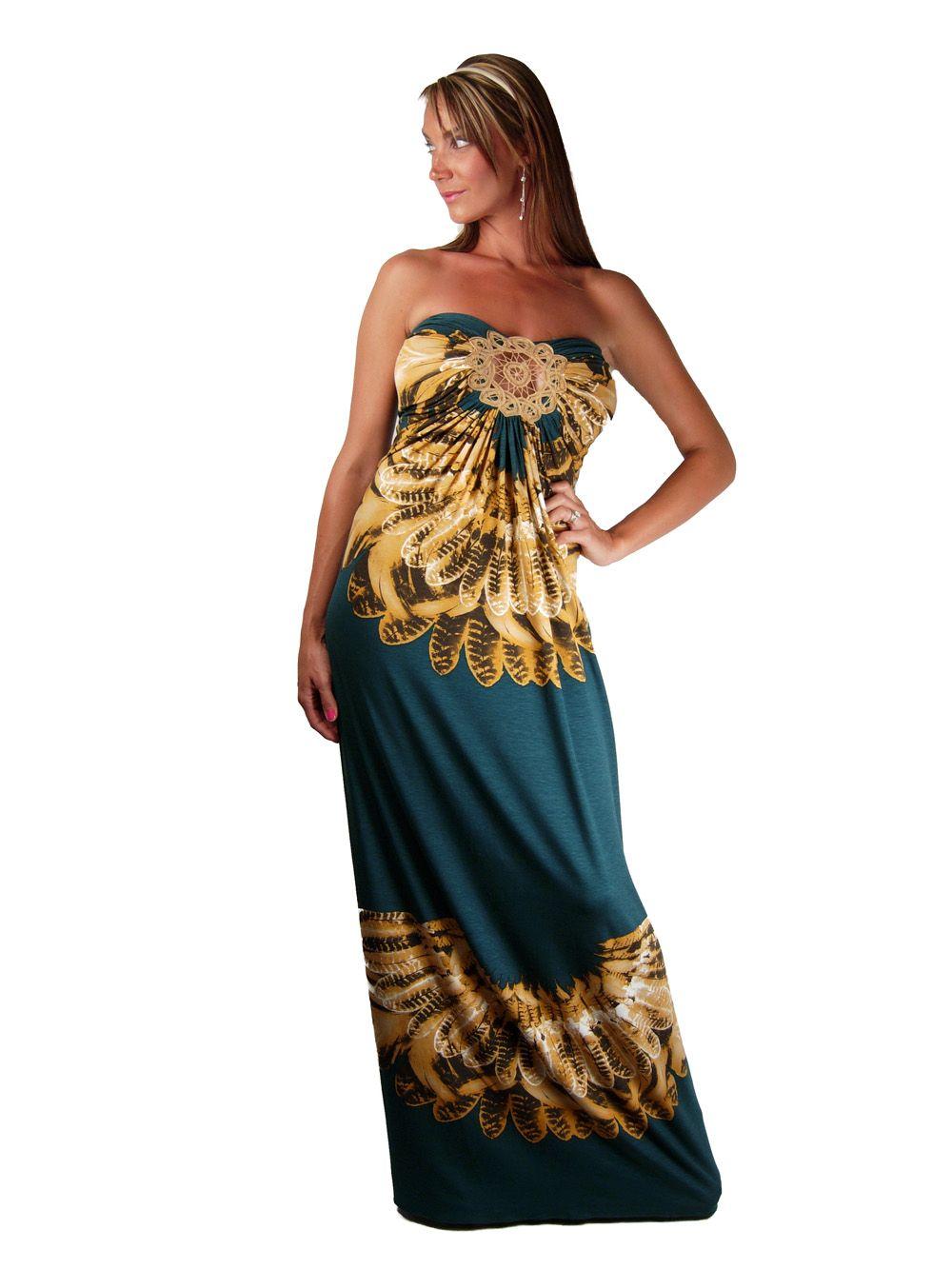 Sky Odin dress in beautiful Fall colors $152
