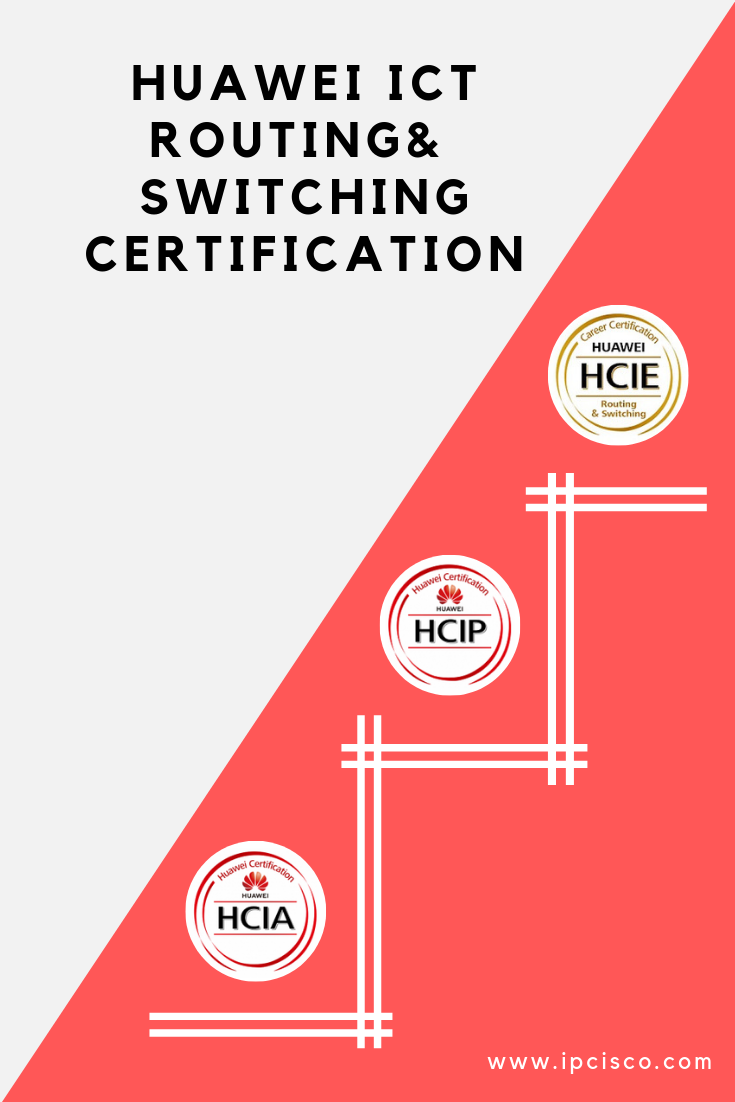 Huawei ICT Routing & Switching Certification | Huawei HCIA