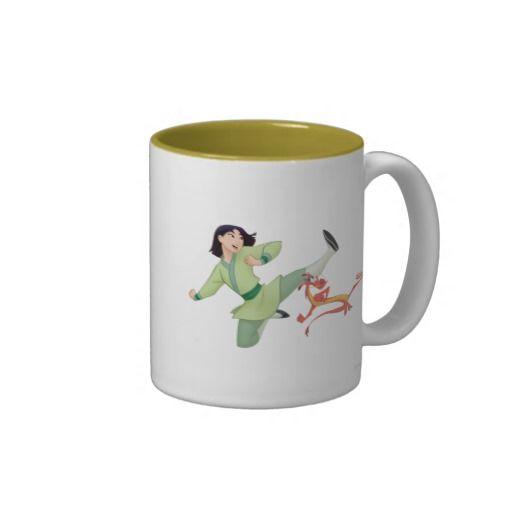 Mulan and Mushu Kicking