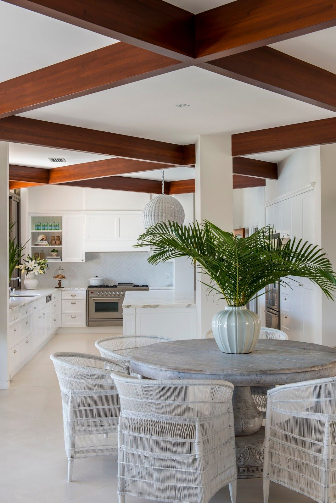 Beach Chic Ideas To Try At Home Beach Style Dining Chairs House