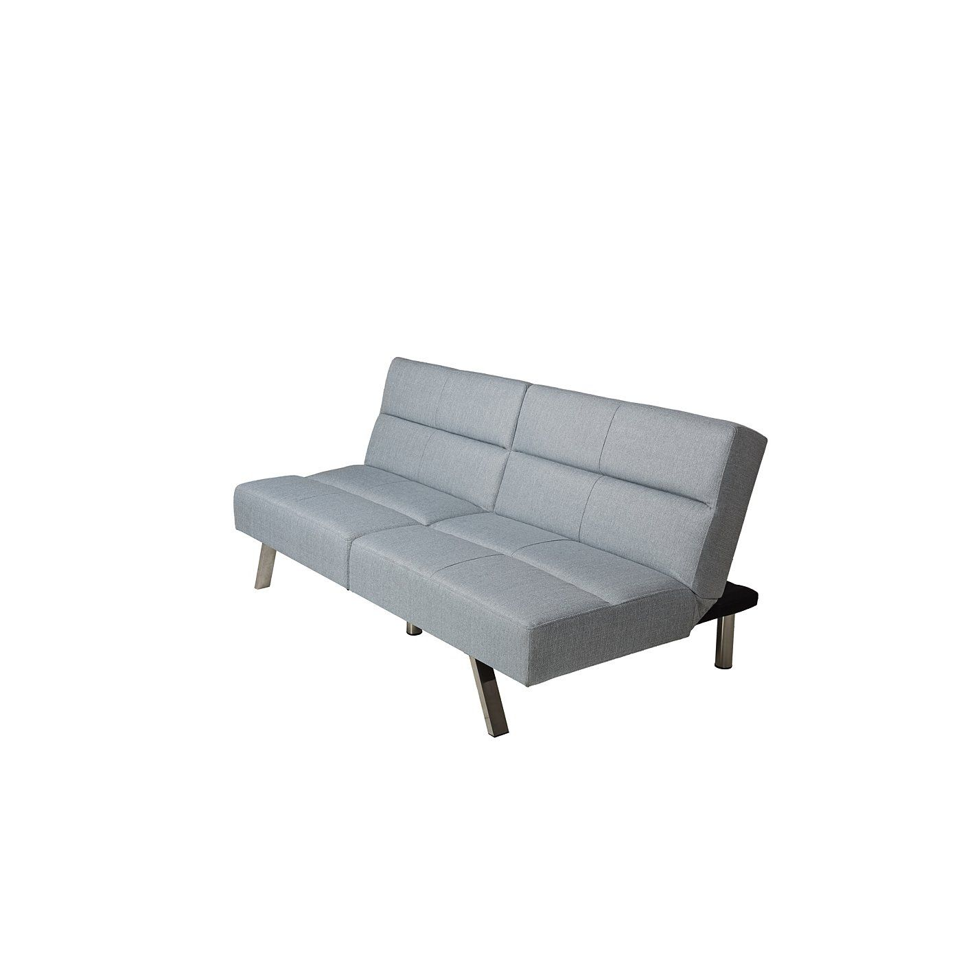 129 Tenby Click Clack Fabric Sofa Bed In Various Colours From Our Beds Range Today Asda Direct