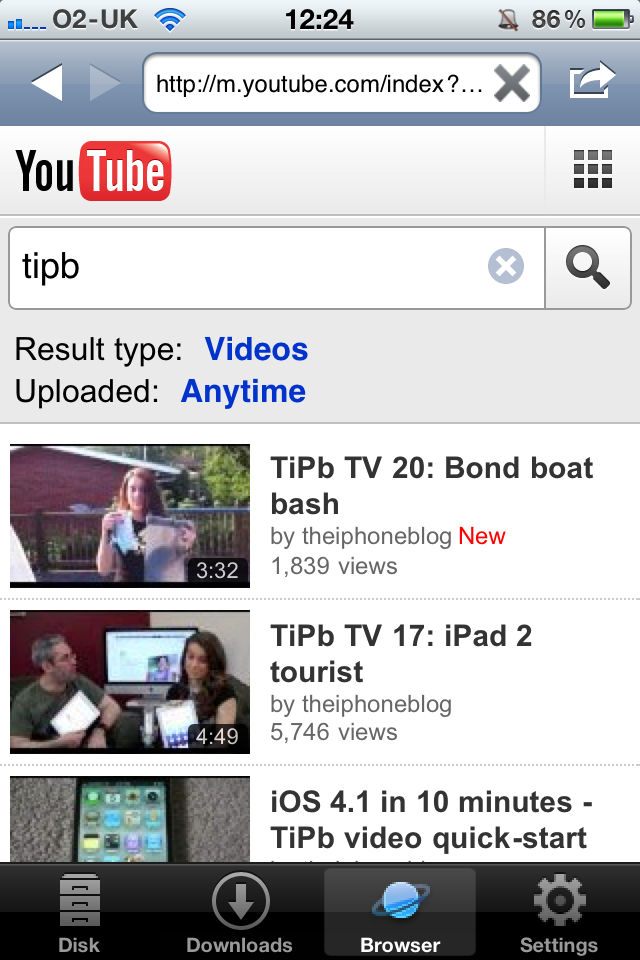 How to download YouTube videos to your iPhone or iPad
